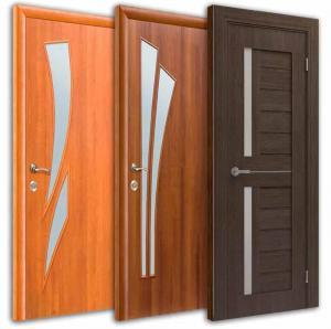 Ламинированные двери межкомнатные
