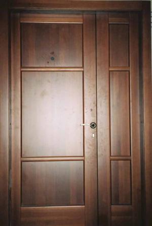 Межкомнатные двери из массива от производителя