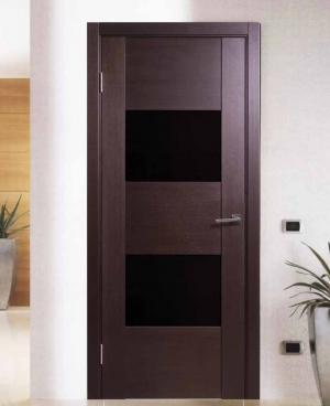 Межкомнатные двери шпон натуральный